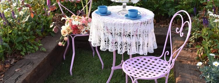 Ogrody Daisy ogród pokazowy szkółki Tomżyński